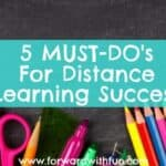 Surviving Distance Learning